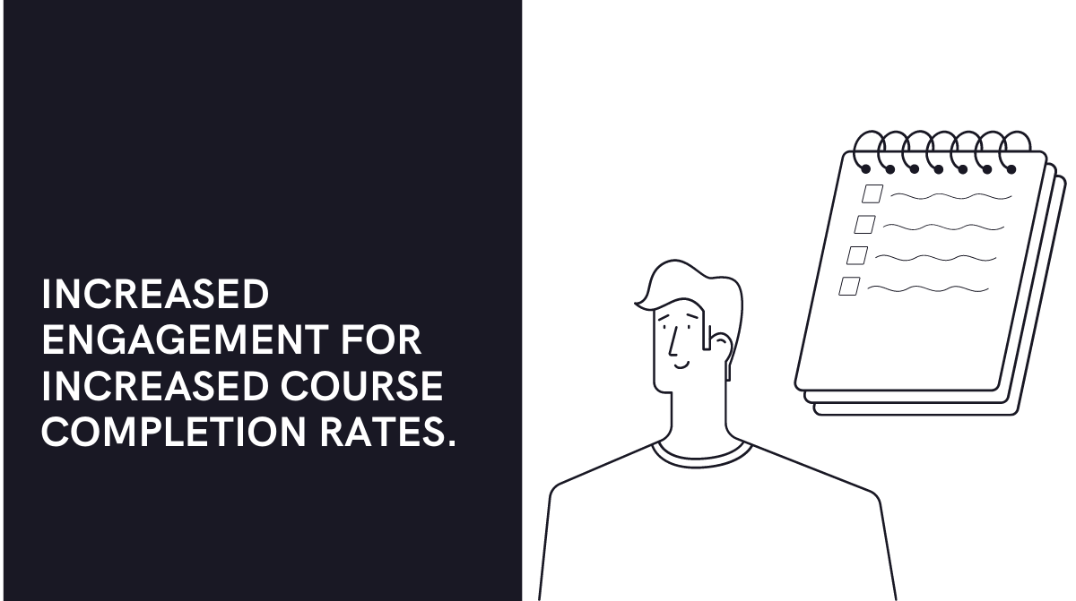 Increasing your Course Completion Rates