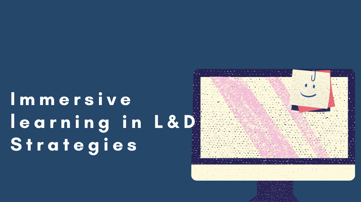 Tools for immersive Learning