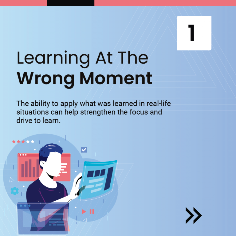 4 Points where Companies Go Wrong with Learning and Development-02