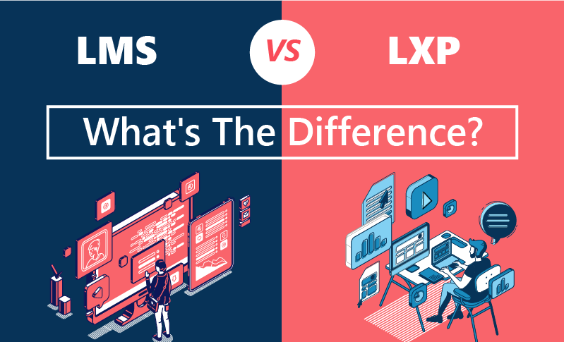 LMS vs. LXP What's the difference