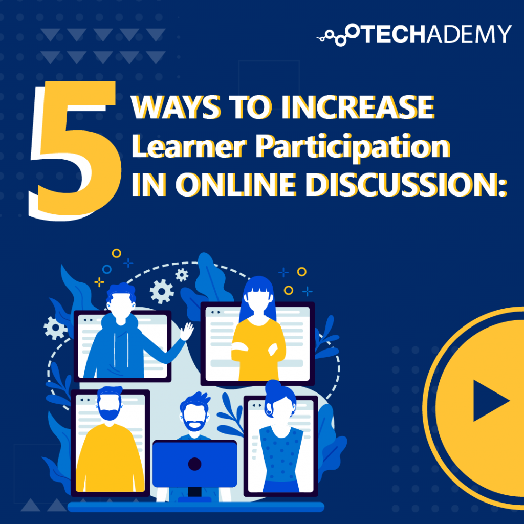 5 ways to increase learner participation in online discussion_Artboard 1